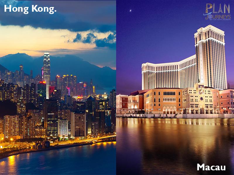 Hong Kong and Macau tour package | Hong Kong and Macau
